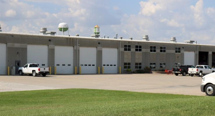 Barr-Nunn Maintenance Facility