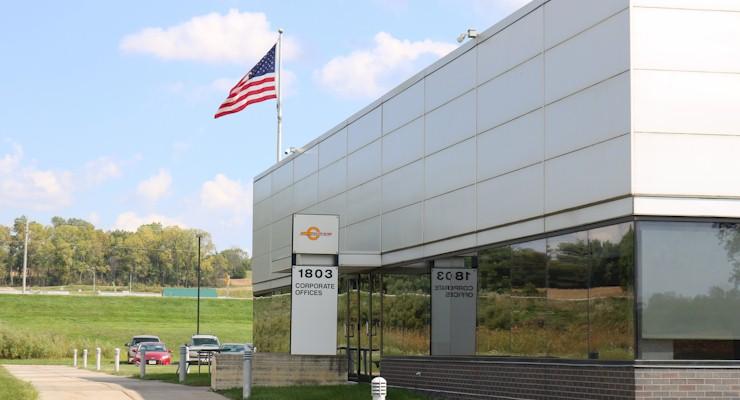 Barr-Nunn Corporate Office Entrance