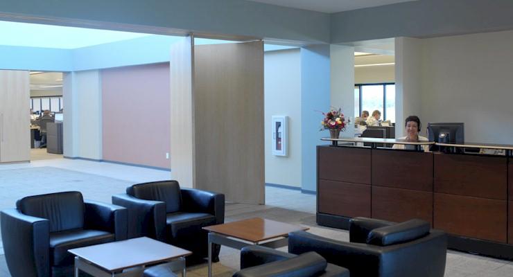 Barr-Nunn Corporate Office Lobby