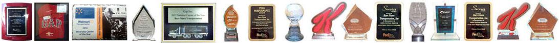 Barr-Nunn Service Awards