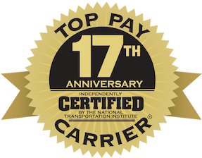 Certified Top Pay Carrier